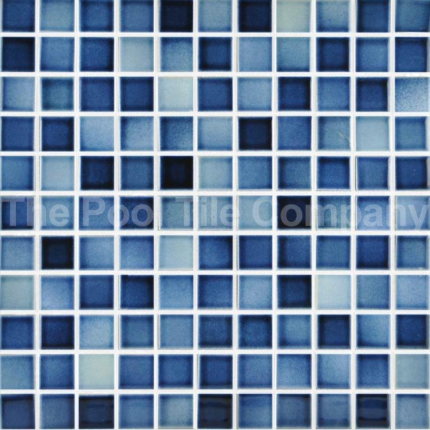 Cm256 milky way ceramic mosaic pool tiles - Mosaic pool tiles ...