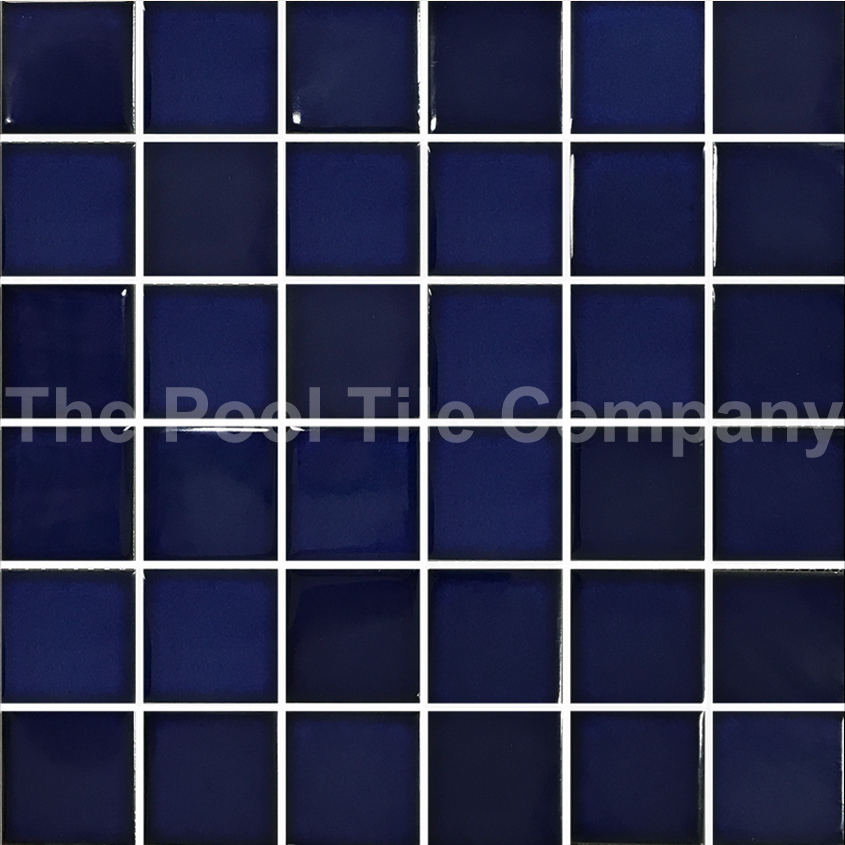 CM145 Midnight Blue 58mm ceramic mosaic tiles