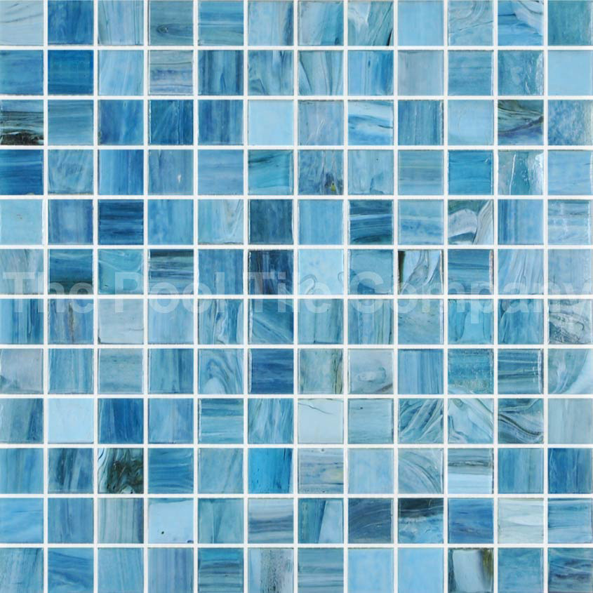 Gc410 nautilus pool tiles glass mosaic tiles for Pool design mosaic tiles