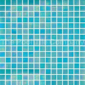 GC177 Sea Green Pearl mosaic tiles