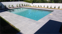 Dark Grey Granite Pool