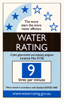 Australian Water Rating graphic
