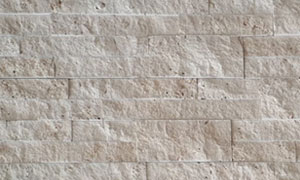 Travertine Linen Walling