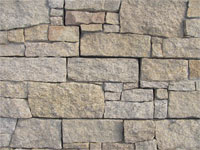 Stacked Stone Panel