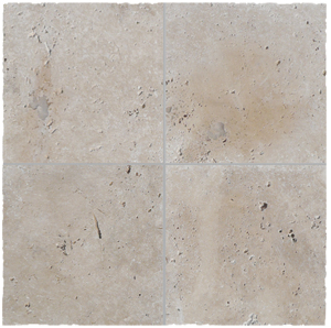 Travertine Linen Tumbled Unfilled