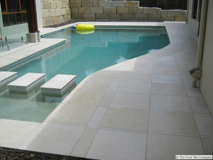 Honed Himalayan Pool Tiles And Pavers