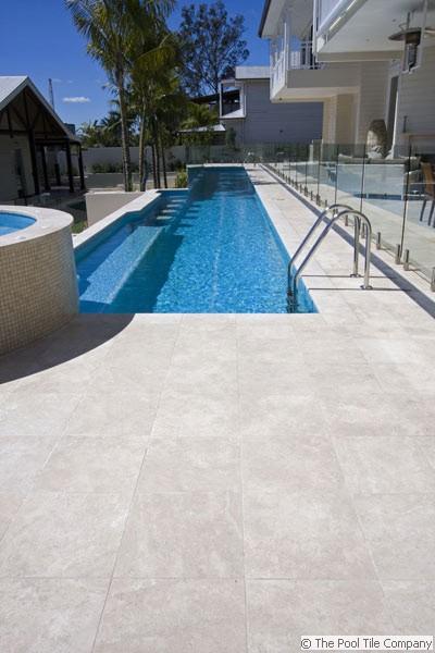 Macadamia Travertine Pool Tiles Amp Coping Outdoor Pavers