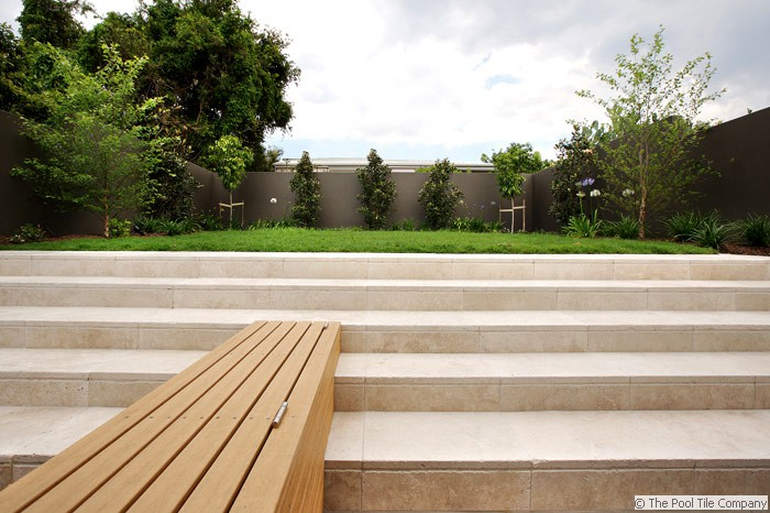 Linen Travertine Tiles Amp Pavers Are Tumbled And Unfilled Which Looks Spectacular