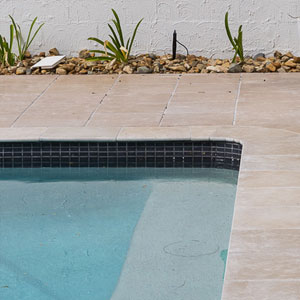 Dune Limestone Pool 400x400mm tiles