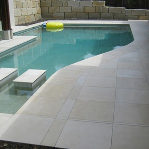 Honed Himalayan Sandstone Pool Surrounds