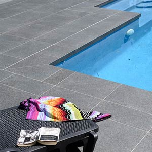 Nero Porcellano® tiles