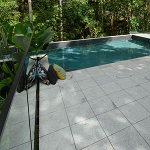 Sandwave Granite Paving and Coping Tiles