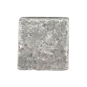 Silver Travertine Cobble Tile
