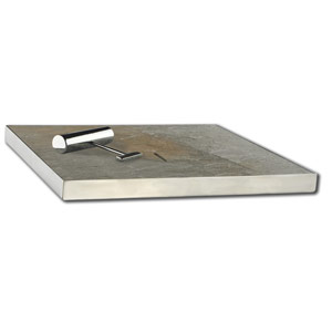 Grey Gum Quartzite Skimmer Box Lid