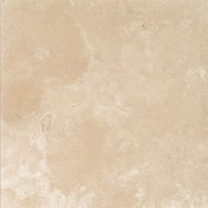 Macadamia Travertine Honed and Filled closeup