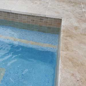 Travertine Walnut Tumbled And Unfilled Tiles Amp Pavers