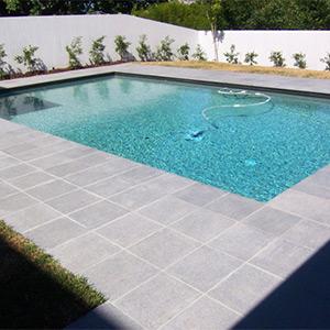 Granite Pavers Around Pool Roselawnlutheran