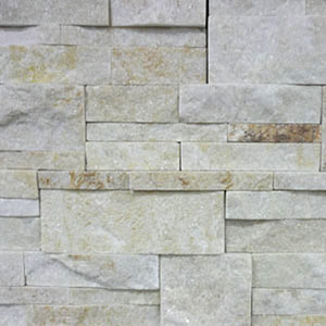 Contempo Stacked Stone Panel