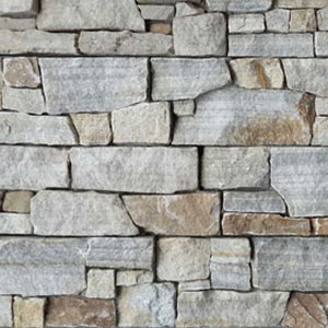 SS515 Thredbo Stacked Stone Panel