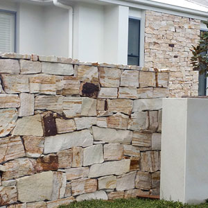 SS505 Brisbane Walling Stacked Stone